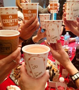 coffee cup countrystyle